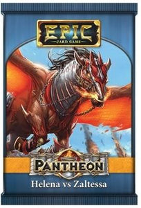Epic Card Game Extension : Pantheon - Helena Vs Zaltessa