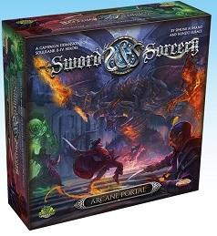 Sword And Sorcery Extension: Arcane Portal