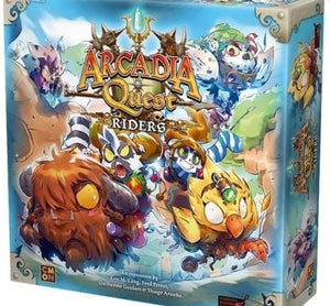 Arcadia Quest Extension: Riders