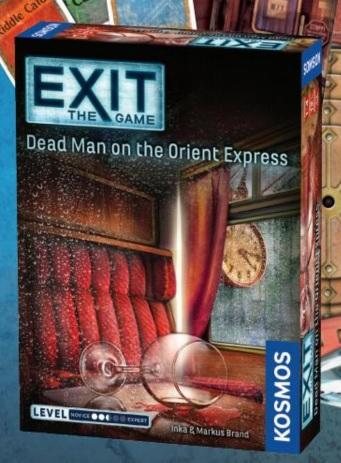 Exit : Dead Man On The Orient Express