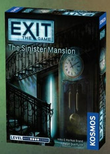 Exit: The Sinister Mansion (En)