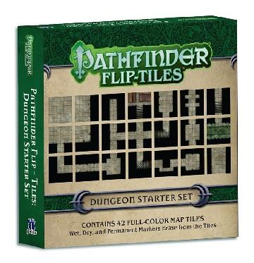 Pathfinder Flip-Tiles : Dungeon Starter Set