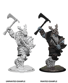Dungeons & Dragons : Nolzur's Marvelous Unpainted Miniatures - Frost Giant Male