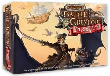 Red Dragon Inn : Battle For Greyport - Pirates!
