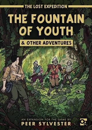 The Lost Expedition Extension : Fountain Of Youth & Other Adventure