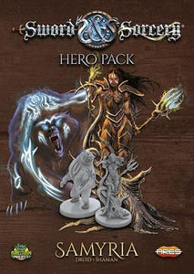 Sword And Sorcery Extension: Samyria Hero Pack