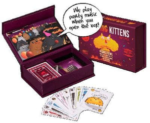 Exploding Kittens Extension: Party Pack