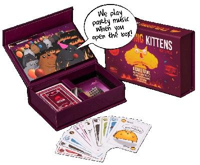 Exploding Kittens Extension : Party Pack