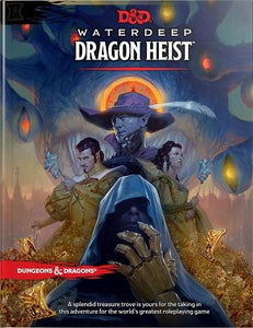 Dungeons & Dragons: Waterdeep: Dragon Heist (En)