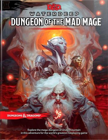Dungeons & Dragons : Waterdeep: Dungeon Of The Mad Mage (En)