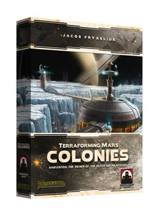 Terraforming Mars Extension: Colonies