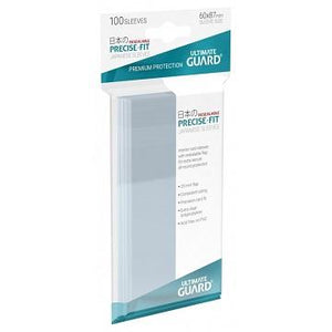 Ultimate Guard: Precise Fit Sleeves - Small Resealable