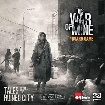 This War Of Mine : The Board Game Extension - Tales From The Ruined City (En)
