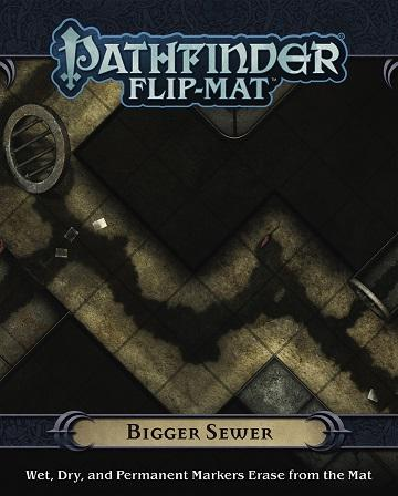 Pathfinder Flip-Mat : Bigger Sewer (En)