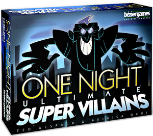 One Night Ultimate: Super Villains