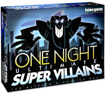 One Night Ultimate : Super Villains
