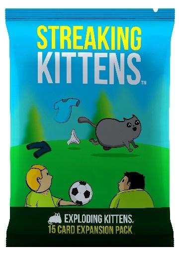 Exploding Kittens Extension : Streaking Kittens (En)