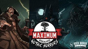 Maximum Apocalypse Extension: Gothic Horrors