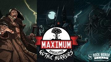 Maximum Apocalypse Extension : Gothic Horrors