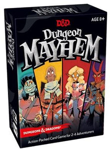 Dungeons & Dragons Board game: Dungeon Mayhem (En)