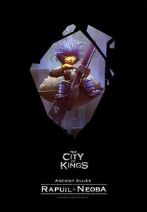 The City Of Kings Extension : Character Pack 2 Rapuil & Neoba (En)
