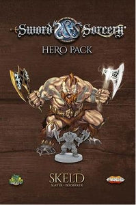 Sword And Sorcery Extension: Skeld Hero Pack (En)