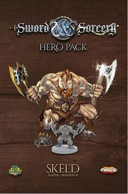 Sword And Sorcery Extension : Skeld Hero Pack (En)