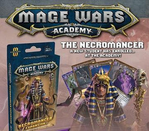 Mage Wars Academy Extension: Necromancer