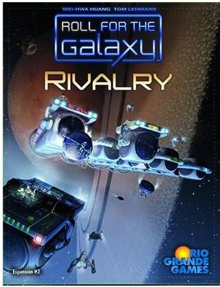 Roll For The Galaxy Extension : Rivalry