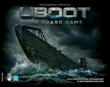 U-boot : The Board Game (En)
