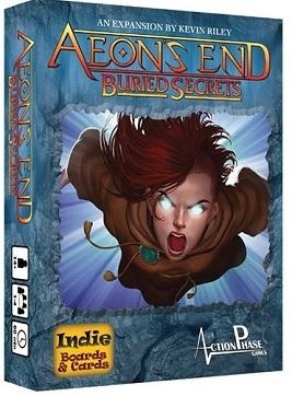 Aeon's End Extension : Buried Secrets