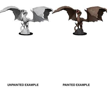 Dungeons & Dragons : Nolzur's Marvelous Unpainted Miniatures - Wyvern