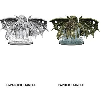 Pathfinder : Deep Cuts Unpainted Miniatures - Star-Spawn Of Cthulhu