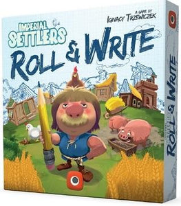 Imperial Settlers : Roll And Write (En)