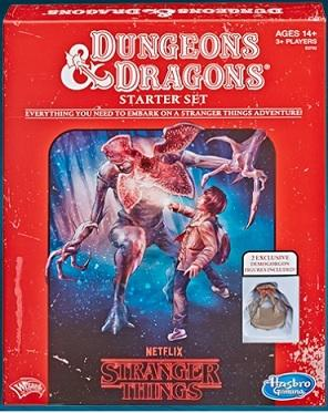 Dungeons & Dragons : Stranger Things Starter Set (En)