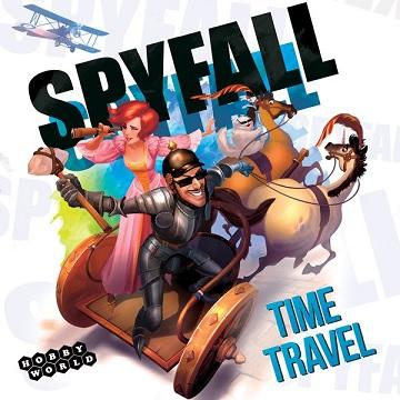 Spyfall : Time Travel