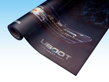 U-Boot : Eco-Leather Giant Playing Mat