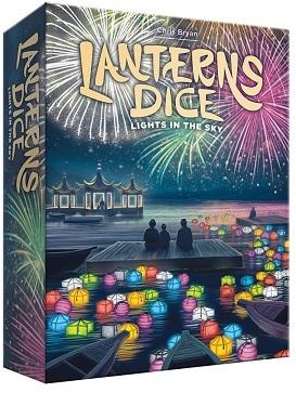 Lanterns Dice : Lights In The Sky