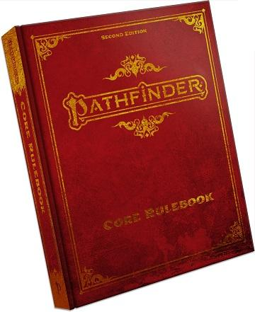 Pathfinder 2e : Core Rulebook - Special Edition (En)