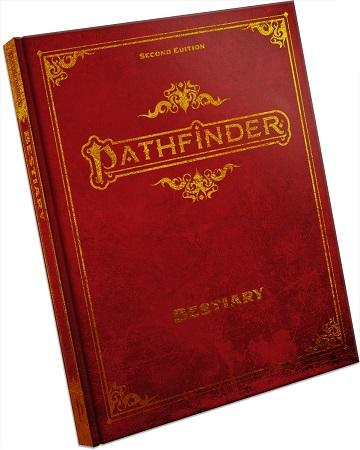 Pathfinder 2e : Bestiary - Special Edition (En)
