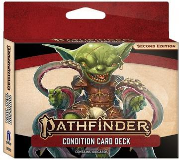 Pathfinder 2e : Condition Deck (En)