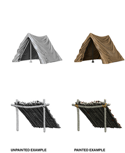 Wizkids: Deep Cuts - Tent And Lean-To