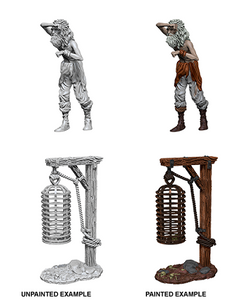Wizkids: Deep Cuts - Hanging Cage