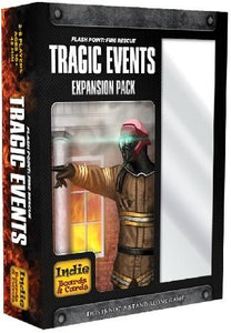 Flash Point: Fire Rescue Extension - Tragic Events