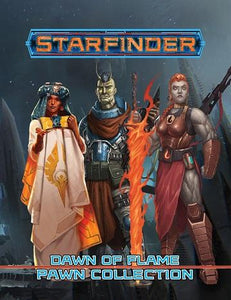 Starfinder: Pawns - Dawn Of Flame Collection (En)