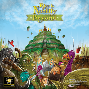 Rise To Nobility Extension : Beyond
