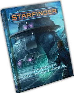 Starfinder: Character Operations Manual (En)