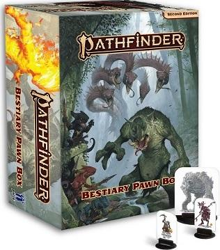 Pathfinder 2e : Pawns - Bestiary Box