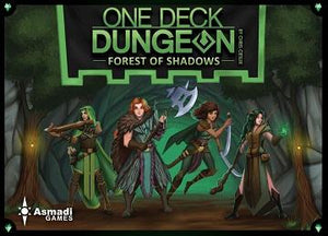 One Deck Dungeon : Forest Of Shadows (En)