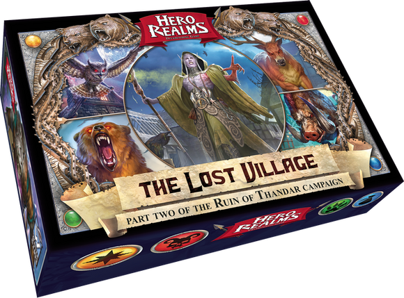 Hero Realms : Ruin Of Thandar Pt2 - The Lost Village